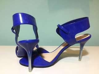 Charles and Keith heels