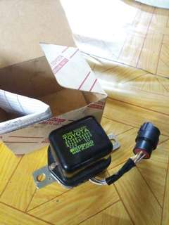 (ORIGINAL) VOLTAGE REGULATOR - price negotiable