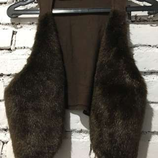 Bolero / Fur / Brown Fur