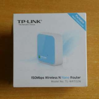 TP Link Router wireless