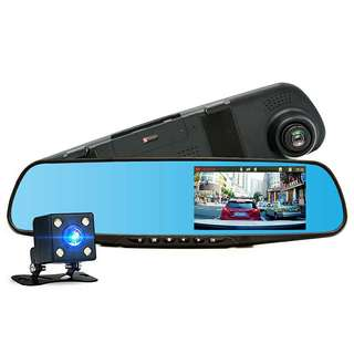 Car DVR Video Recorder