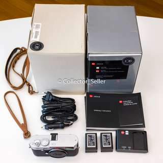 Leica M Type 240 Silver Body 100 Years Limited Edition