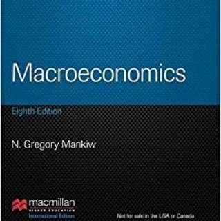 Macroeconomics 8th Edition