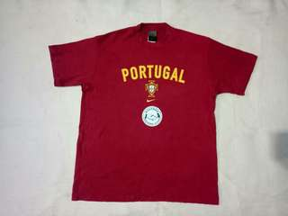 Kaos Portugal Figo 7 by Nike Original