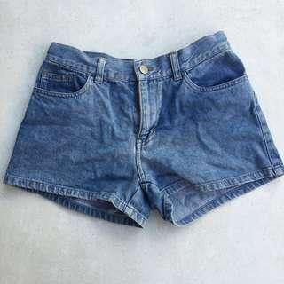 Denim Shorts for Kids