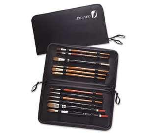Pro Arte Brush Case - Large