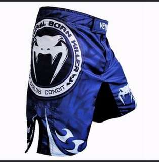 BN Venom Inspired MMA shorts