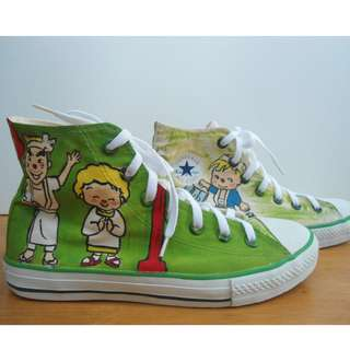 Converse Chuck Taylor Hand Painted