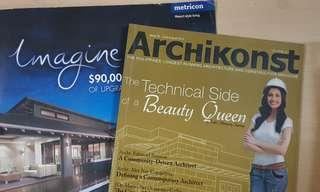 Archikonst Magazine /Metricon Mag Interior Architecture