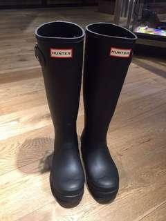 Hunter 水鞋