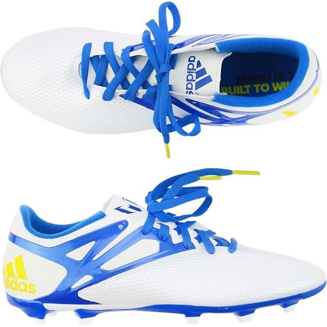 be2d35236 2015 Adidas Messi 15.3 Football Boots FG AG