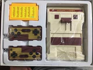 復古紅白遊戲機