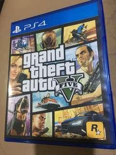 GTA V PS4 Game (Used)