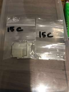 iPhone 5C LCD and Battery Metal Cover