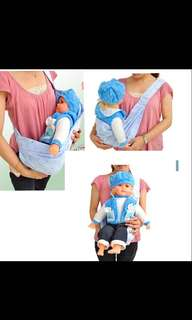 Light Weight Baby Carrier Super Convenient Foldable