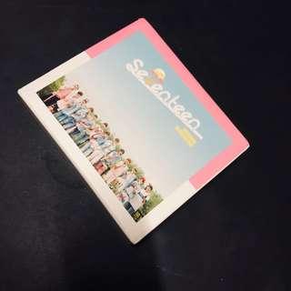 SEVENTEEN LOVE&LETTER REPACKAGED ALBUM 🔥