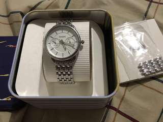 Ladies Fossil Tailor Watch