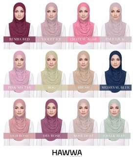 Naelofar Sophia instant hijab