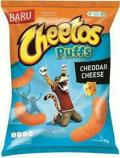 Cheetos #commweek18