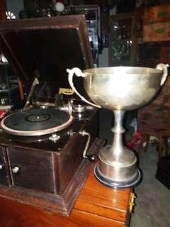 Piala tembaga besar.. antik