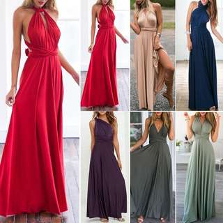 Bridesmaid dress rent