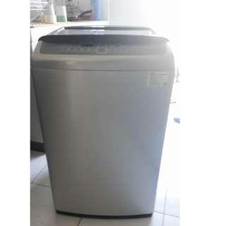 Samsung Wobble WA70H4400SS/TC 7kg Top Load Automatic Washing Machine