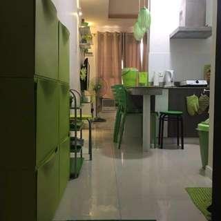 Relaxing Green Unit