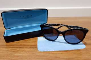 Ted Baker Cat Eye Sunglasses