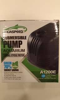Low Power High Performance Submersible Pump