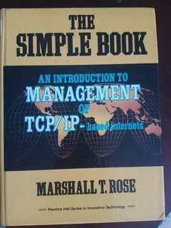 Management of TCP/IP