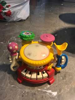 Baby piano Musical instruments