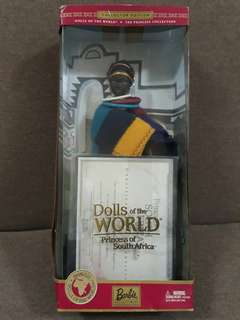 BARBIE DOLLS OF THE WORLD COLLECTOR EDITION