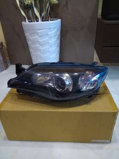 Headlight for subaru Impreza '10