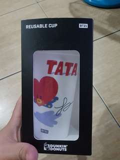 BTS - BT21 Tata Reusable Cup