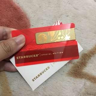 Starbucks card - Malaysia