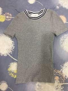 韓版短袖毛衣