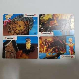MRT Cards - My Singapore