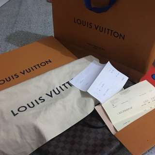 Lv neverfull authentic