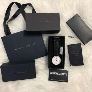 Daniel Wellington Watch Black 40mm