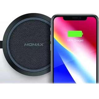 Momax 無線充電器 Q Pad 蘋果 三星 指定充電