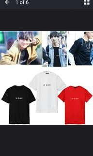 PO - K-Pop BTS In Bloom T-shirt