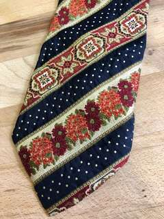 Kenzo Designer's Pattern Tie