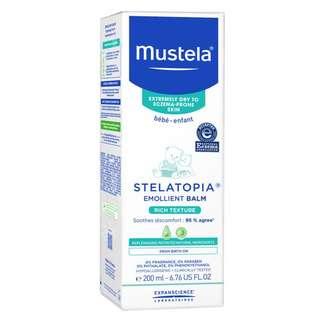 Mustela eczema cream