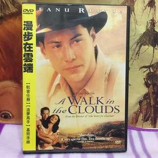 【雙畇媽咪】二手 漫步在雲端 基努李維 DVD