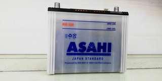 Asahi NS 70LS car battery