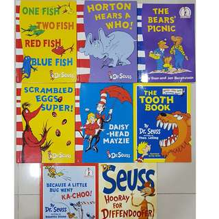 Dr. Seuss Story Book for sale