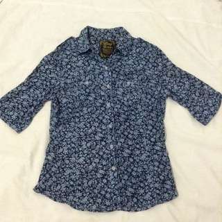 floral polo for girls