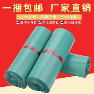 Turquoise Polymailers