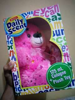 Daily Scent Pushtoy + Cologne