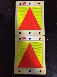 3M P-Plate (1 Set)